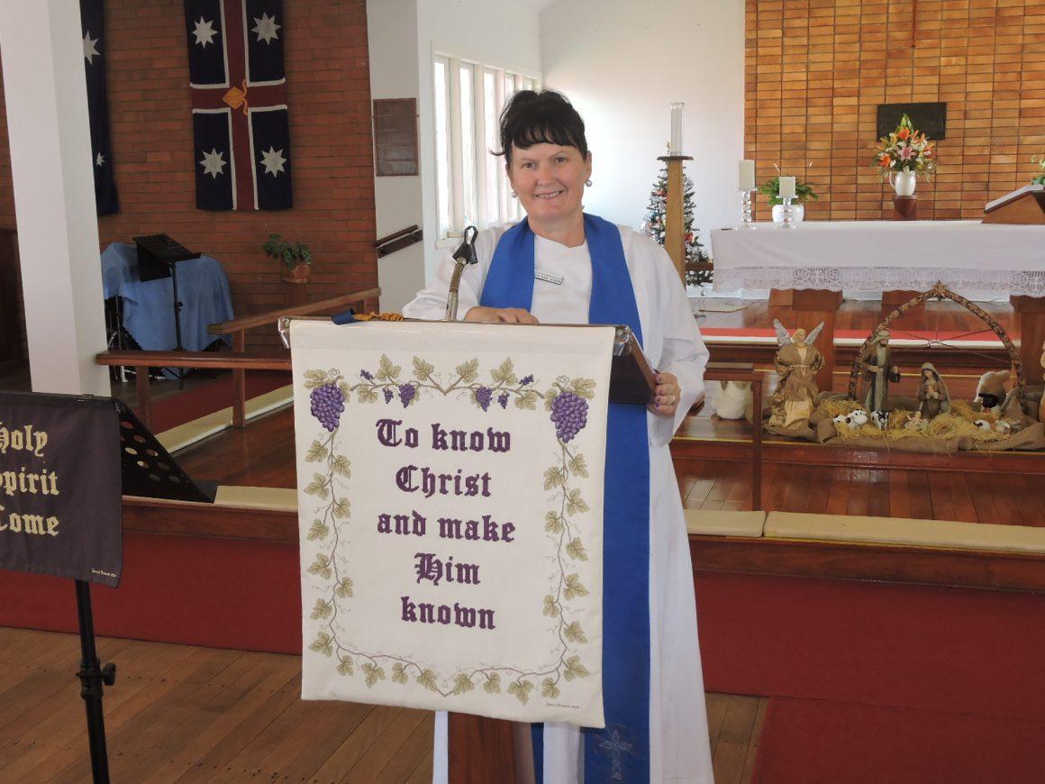 Reverend Tania Eichler