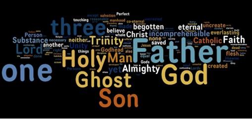 MESSAGE – Trinity Sunday – 30 May 2021